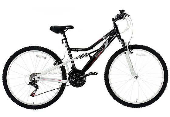 Apollo Spiral Womens Mountain Bike
