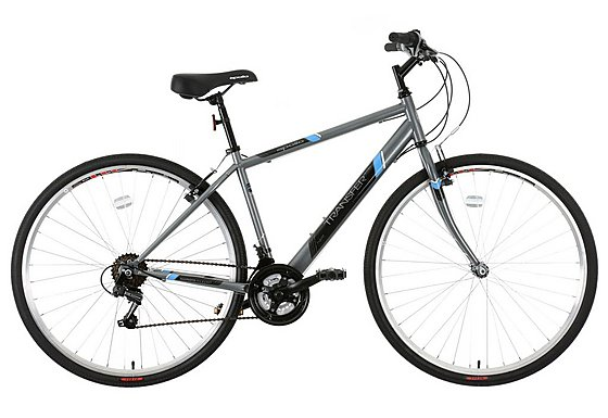 Apollo Transfer Mens Hybrid Bike