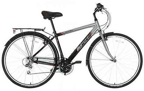 image of Apollo Belmont Mens Hybrid Bike
