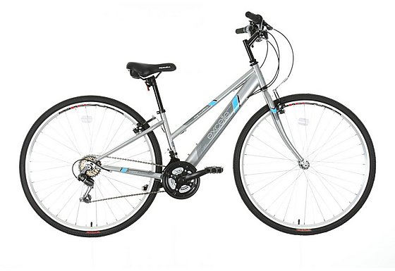 Apollo Excelle Womens Hybrid Bike