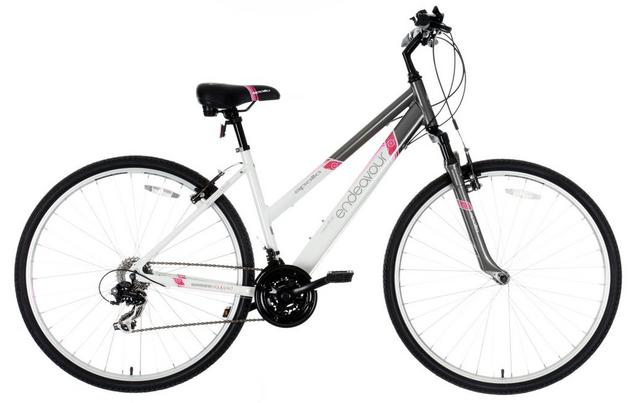 Apollo Endeavour Womens Hybrid Bike