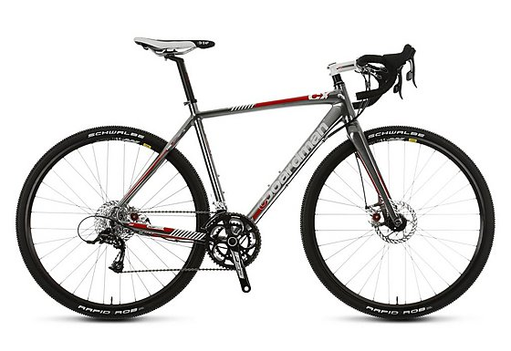 Boardman CX Team Bike 2014