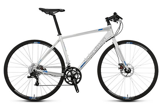 Boardman Hybrid Comp Bike 2014