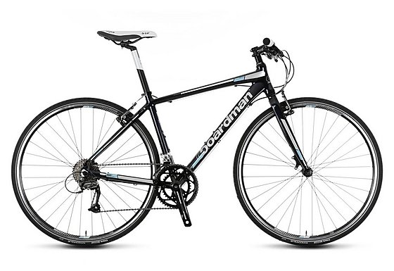 Boardman Hybrid Womens (Fi) Bike 2014