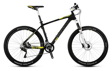 image of Boardman Mountain Bike Pro Carbon Hardtail 650B