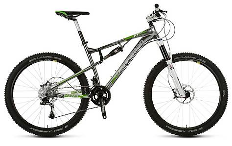 image of Boardman Mountain Bike Pro Full Suspension 650B