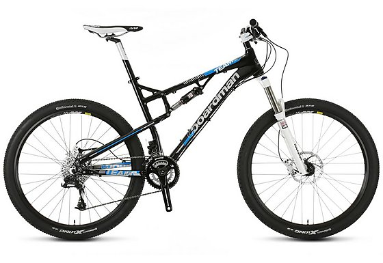 Boardman Mountain Bike Team Full Suspension 650B 2014
