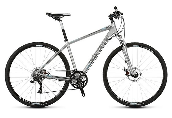 Boardman MX Sport Womens (Fi) Bike 2014