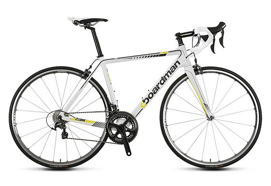 Boardman Road Pro Carbon SLR Bike 2014