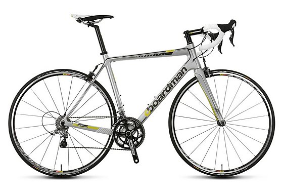 Boardman Road Pro Carbon Bike 2014