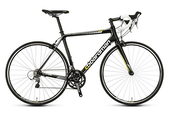 Boardman Road Team Carbon Bike 2014