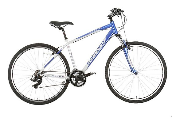 Carrera Crossfire Limited Edition Hybrid Bike 2013