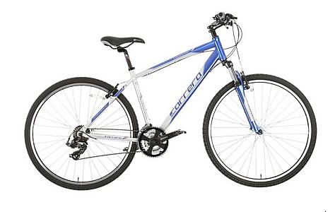 image of Carrera Crossfire Limited Edition Hybrid Bike 2013