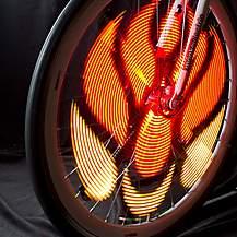 image of MonkeyLectric MonkeyLight Pro 2500 Lumens Wheel Light