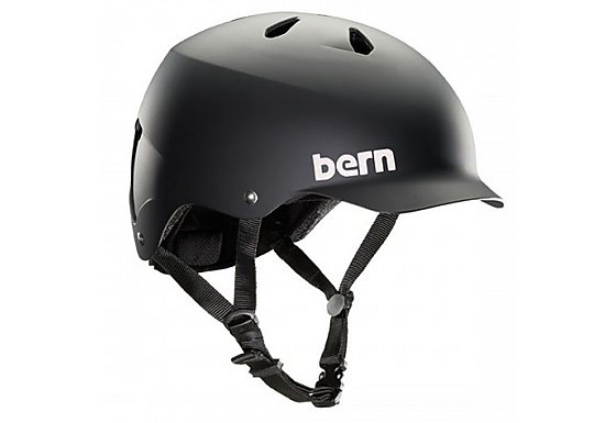 Bern Mens Watts Graphics BMX Helmet