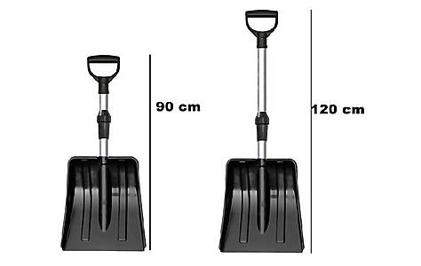 image of Patrol Telescopic snow shovel