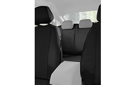 image of Halfords Car Seat Covers Full Set - Black