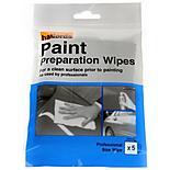 Halfords Paint Preparation Wipes x5