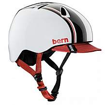image of Bern Nino Boys Helmet With Visor