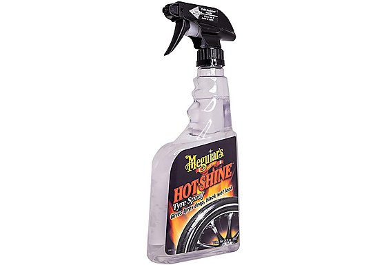 Meguiar's High Gloss Hot Shine Tyre Spray 710ml