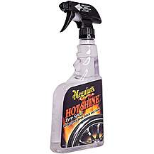 image of Meguiar's High Gloss Hot Shine Tyre Spray 710ml