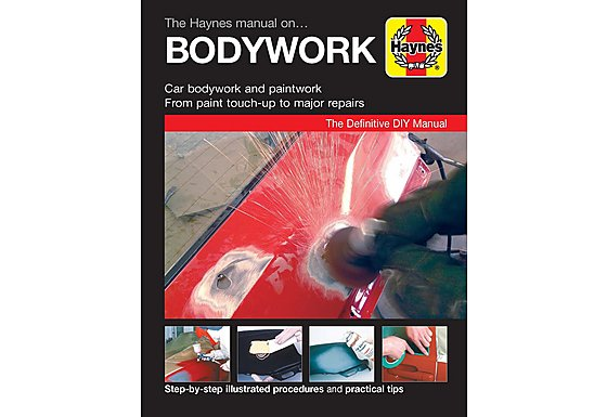 Haynes Car Bodywork Repair Manual