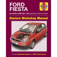 Haynes Ford Fiesta (Apr 02 - 08) Manual
