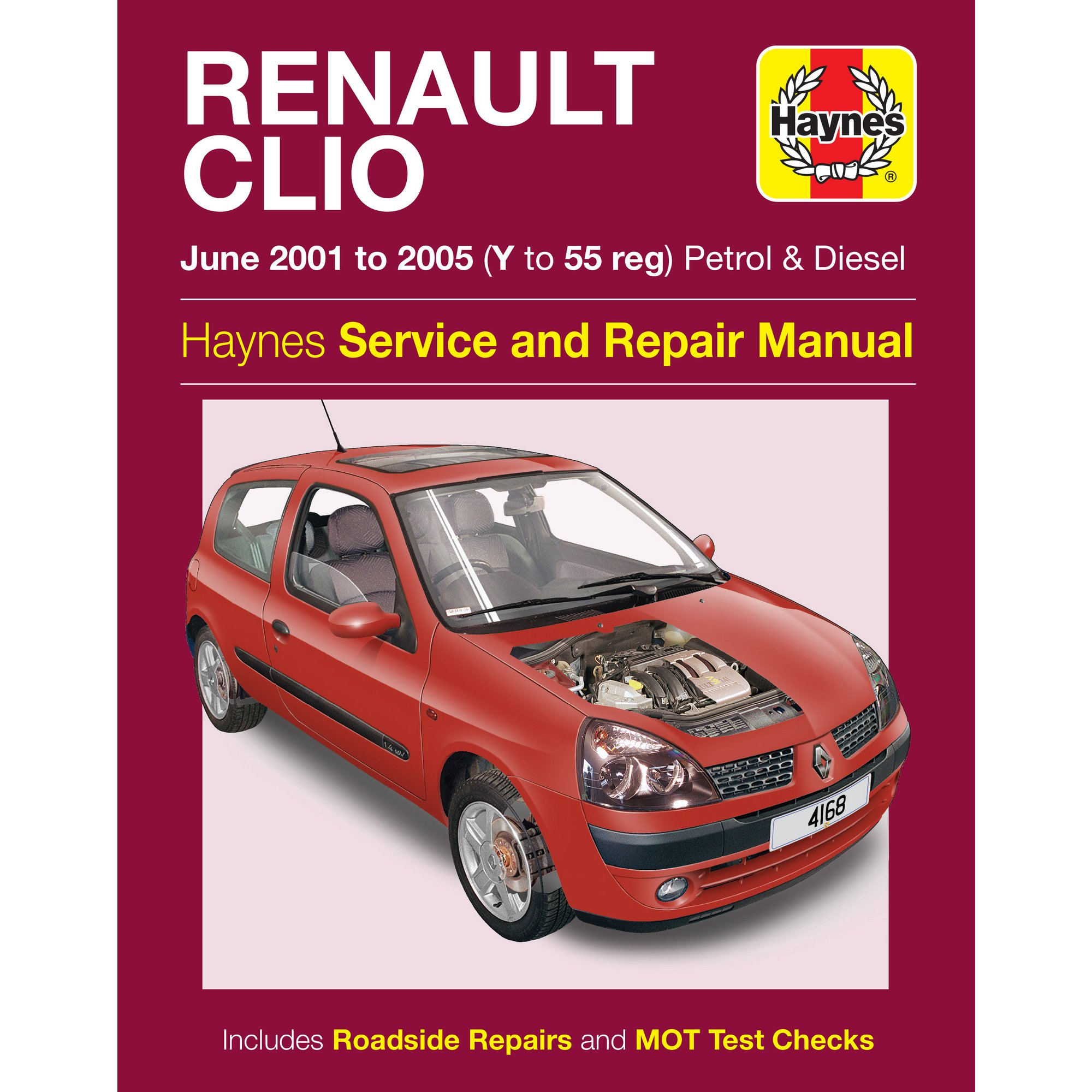 Download Free User Manual Renault Clio 2001