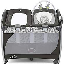 image of Joie Excursion Change & Bounce Travel Cot