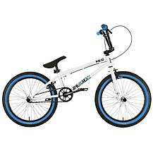 image of Radio Dice BMX Bike White