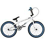 image of Radio Dice BMX Bike White
