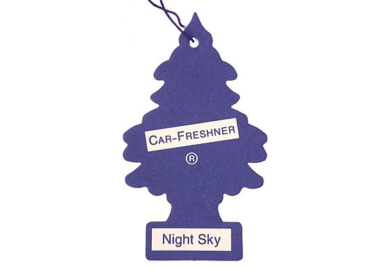 Little Trees Night Sky Air Freshener