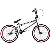 image of Radio Darko BMX Bike, Chrome