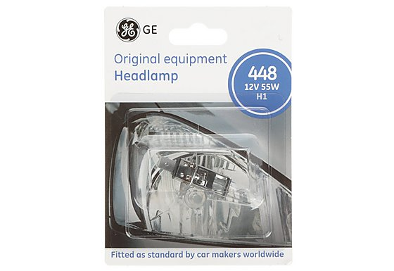 GE Headlamp Bulb 448 x 1