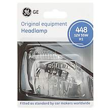 image of GE Headlamp Bulb 448 x 1