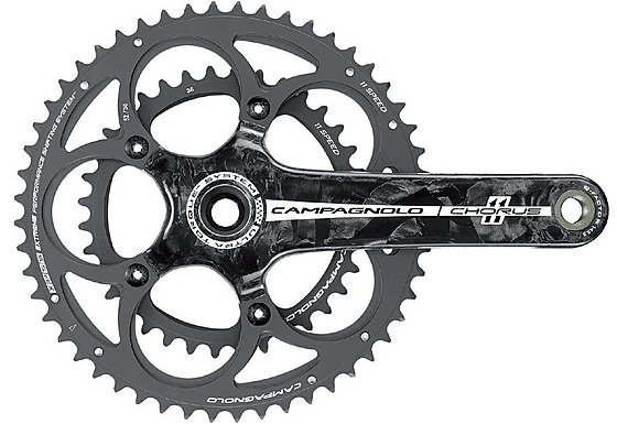 Campagnolo Chorus 11 Speed Carbon 36/52 Chainset