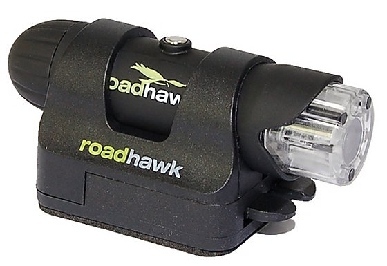 RoadHawk Ride Cycle Motorcycle Safety Bullet Camera