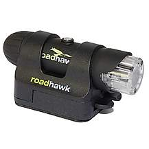image of RoadHawk Ride Cycle Motorcycle Safety Bullet Camera