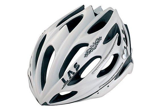 Las Victory Femme Fatale Womens Road Helmet - White