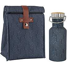 image of Beau and Elliot Circuit Lunch Bag and Drinks Bottle