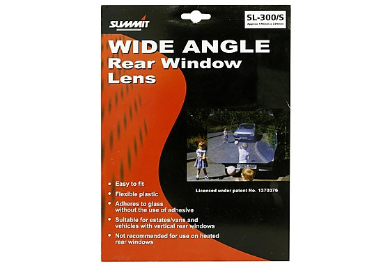 Summit Rear Window Lens
