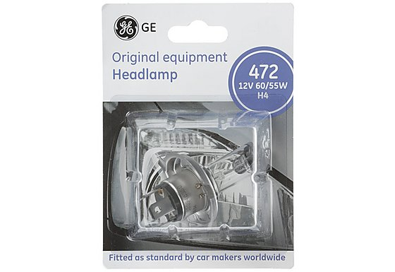 GE Headlamp Bulb 472 x 1
