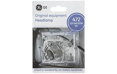 image of GE Headlamp Bulb 472 x 1