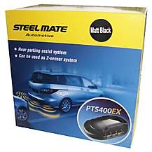 image of Steelmate PTS400EX Parking Sensor Matt Black