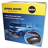 Steelmate PTS400EX Parking Sensor Matt Black