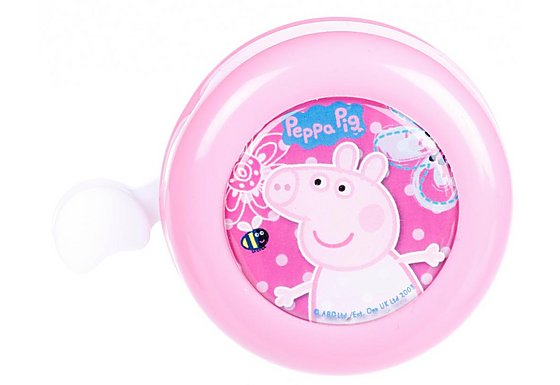 Peppa Pig Girls Bike Bell
