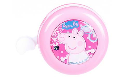 image of Peppa Pig Girls Bike Bell