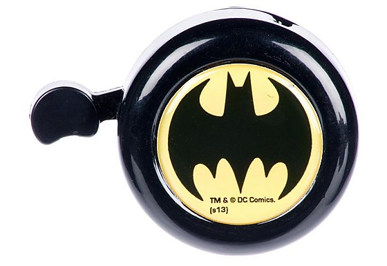 Batman Boys Bike Bell