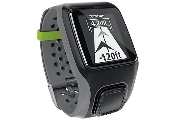 TomTom Multisport Dark Grey GPS Sports Watch