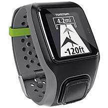 image of TomTom Multisport Dark Grey GPS Sports Watch